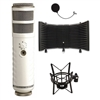 Rode Podcaster USB Dynamic Microphone with Shock Mount and Microphone Isolation Shield