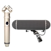 Rode NT4 Cardioid Studio Condenser X/Y Stereo Microphone with Rode Blimp