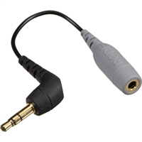 Rode Microphones SC3 3.5mm TRRS to TRS Adaptor for smartLav