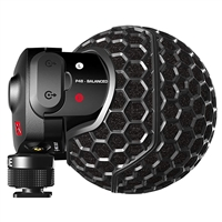 Rode SVMX Stereo VideoMic X Broadcast-grade Stereo On-camera Microphone