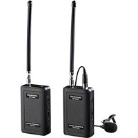 Saramonic SR-WM4C Wireless 4-Channel VHF Lavalier Omnidirectional Microphone System (200' Range)