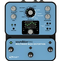 Source Audio SA141 Soundblox Pro Multiwave Bass Distortion