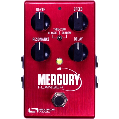 Source Audio SA240 Mercury Flanger Effect Pedal