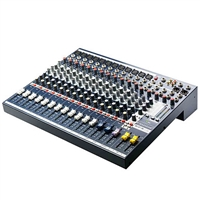 Soundcraft EFX12 12-Channel Audio Mixer