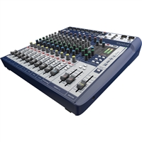 Soundcraft Signature 12 Compact Analogue Mixer