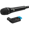 Sennheiser AVX-835 SET-4-US AVX Camera-Mountable Digital Handheld Wireless Microphone Set