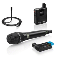 Sennheiser AVX Digital Wireless Microphone System - ME2 / 835 Combo Set