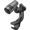 Sennheiser E604 Microphone Dynamic Cardioid Clip-on Snare/Tom Mic with Pivoting Mount