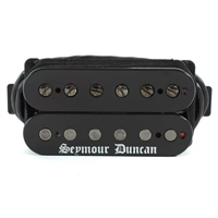 Seymour Duncan 11102-92-B Black Winter Set Humbucker Guitar Pickup Black