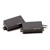 Seymour Duncan 11106-32-B AHB-1S Blackouts Active Humbucker Pickup - Black Set