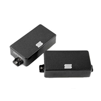 Seymour Duncan 11106-52-B AHB-3S Mick Blackouts HB EMTY Set - Black