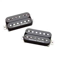 Seymour Duncan 11108-13-B Hot Rodded Humbucker Set - SH-4 and SH-2n
