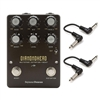 Seymour Duncan 11900-016 Diamond Head Multi Stage Distortion w/ AxcessAbles Patch Cables