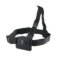 GoPro Hero Compatible Light Weight 3 Points Chest Belt