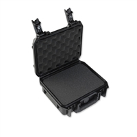 SKB Injection Molded Cubed Foam Equipment Case (Black, 9- Inch x 7- Inch x 4- Inch)