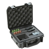 SKB iSeries Military Standard Waterproof Sennheiser SW Wireless Mic System Case