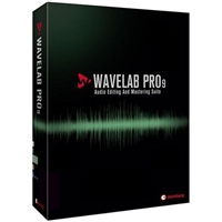 Steinberg 46129 WaveLab Pro 9 - Audio Editing and Processing Software (Retail)