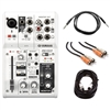 Yamaha AG03 3-Channel Mixer & USB Audio Interface with Cables