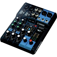 Yamaha MG06X - 6-Input Mixer with Built-In Effects  USED