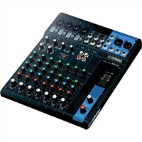 Yamaha MG10 10-Channel Analog Mixer