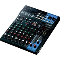 Yamaha MG10XU 10-Input Mixer with Built-In FX and 2-In/2-Out USB Interface
