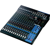 Yamaha MG16XU 16-In 6-Bus Mixer With EFX/USB