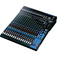 Yamaha 20 In 6-Bus Mixer With EFX USB / Rackable