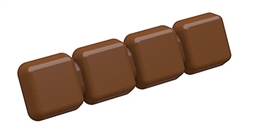 Standard Break-Away Chocolate Mold