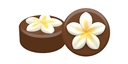 Plumeria Oreo Cookie Chocolate Mold