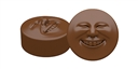 Happy Face Cookie Mold