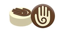 Helping Hands Oreo Cookie Chocolate Mold