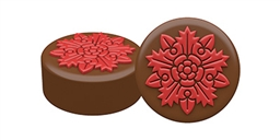 Rosette Oreo Cookie Chocolate Mold