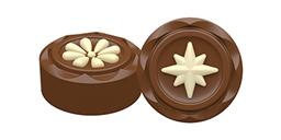 Holiday Ornaments Oreo Cookie Chocolate Mold