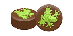 Tree Frog Oreo Cookie Chocolate Mold