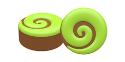 Koru Greenshoots Oreo Cookie Chocolate Mold