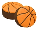 Basketball Oreo Cookie Chocolate Mold