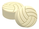 Volleyball Oreo Cookie Chocolate Mold