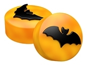 Halloween Bats Cookie Mold