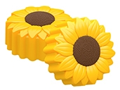 Sunflower Oreo Cookie Chocolate Mold