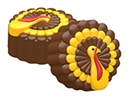 Thanksgiving Turkey Cookie Mold
