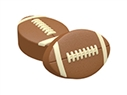 Mini Football Cookie Mold