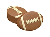 Football Mini Cookie Mold