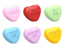 Mini Conversation Hearts Set 2 Cookie Mold