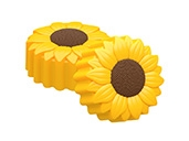 Mini Sunflower Mold