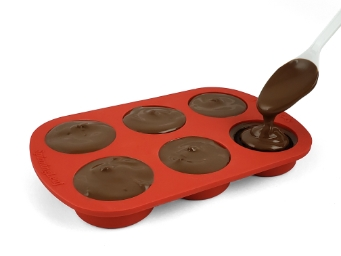 Plain Oreo Cookie Chocolate Mold