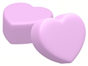 Basic Heart Soap Mold