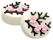 Japanese Cherry Blossom Soap Mold