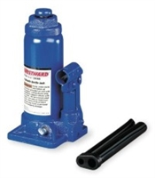 "Hydraulic Bottle Jack, Lifting Capacity 6 Tons - RAM OD 1.26"" P/N 30M-_3ZC60"