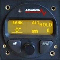 Advanced Flight Systems AF-Pilot Experimental Autopilot, 2 Axis with Servos