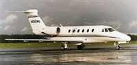 Citation III (650) Medeco Rear Baggage Lock